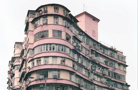 Hong Kong Corner Houses 街頭街尾