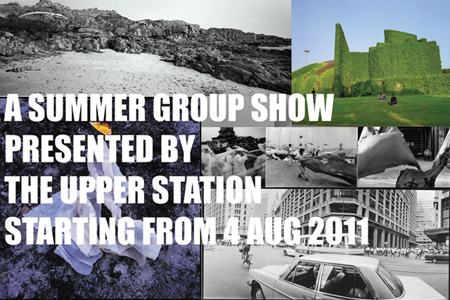 A summer group show presented by The Upper Station
